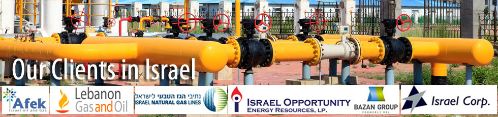 Our Flanges Clients in Israel
