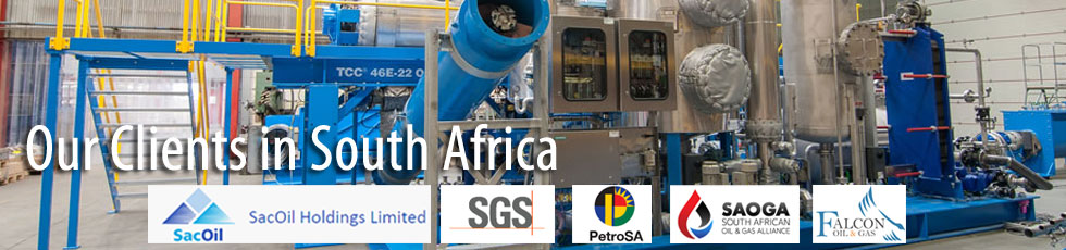 Our Flanges Fittings Clients in South Africa