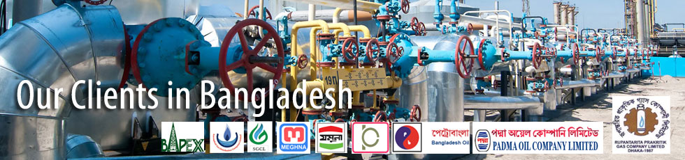 Our Flanges Fittings Clients in Bangladesh