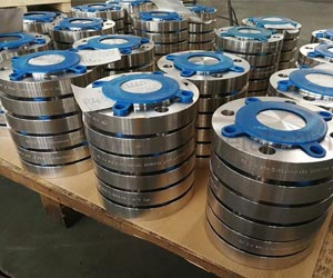 Alloy Steel F91 Flanges Suppliers in Mumbai