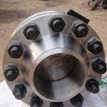 ASTM A694 F60 orifice weld neck flange