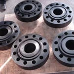 MSS SP-44 weld neck ring type joint flange