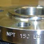 ASTM A694 F42 npt threaded Flanges