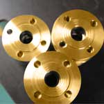 "UNS C83600 High Pressure NPT 1/16"" to 2"" Flange"
