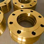 Brass 150# flanges