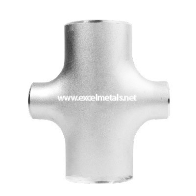 A403 WP316L Stainless Steel Reducing Cross