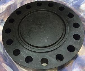Carbon Steel BS 10 Flanges Dimensions