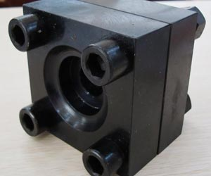 Carbon Steel Square Flange