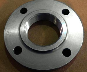 Carbon Steel Threaded Flange Manufacturer in India