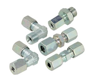 Supplier of Ermeto Compression Fittings