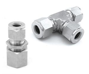 Ferrule tube fittings Supplier in India