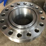 ANSI B16.5 Ring Type Joint Flanges (RTJ)