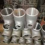 Incoloy 825 Alloy Tee Pipe Fittings