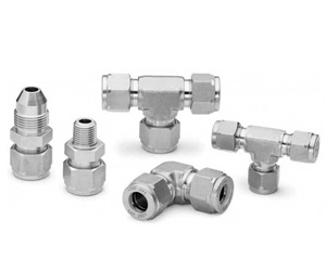 Inconel Ferrule Tube Fittings