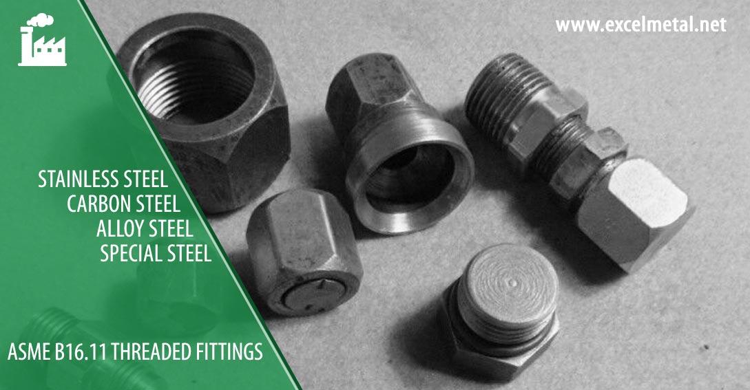 Asme B16 11 Stainless Steel Threaded Fittings Npt Pipe Elbow