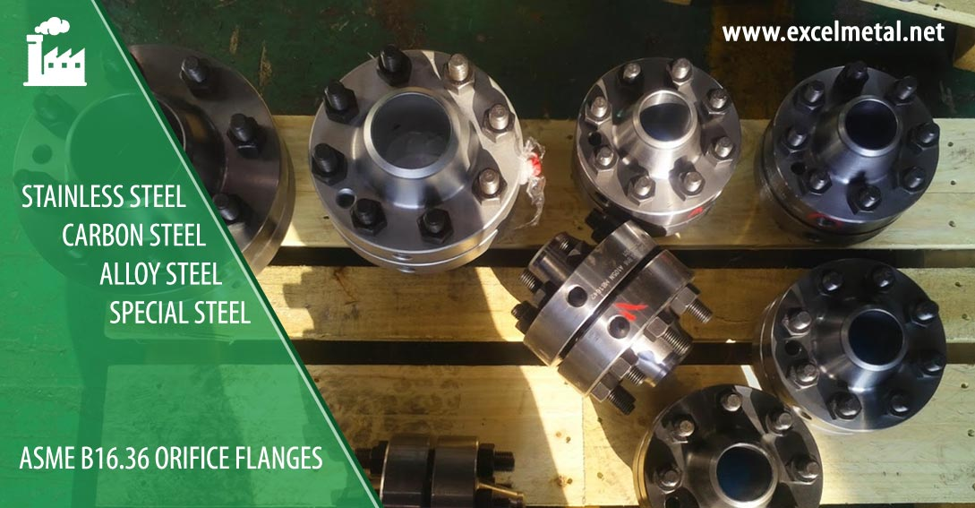 ASME B16.36 orifice flanges Suppliers in India