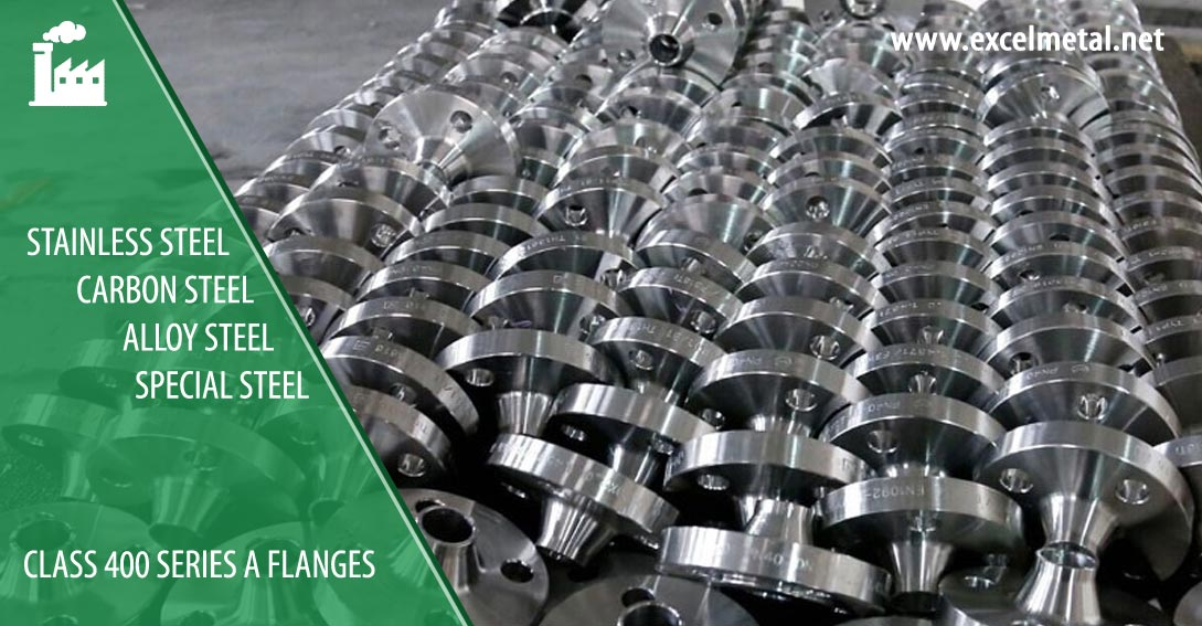 ASME B16.47 Class 400 Series A flanges Suppliers in India
