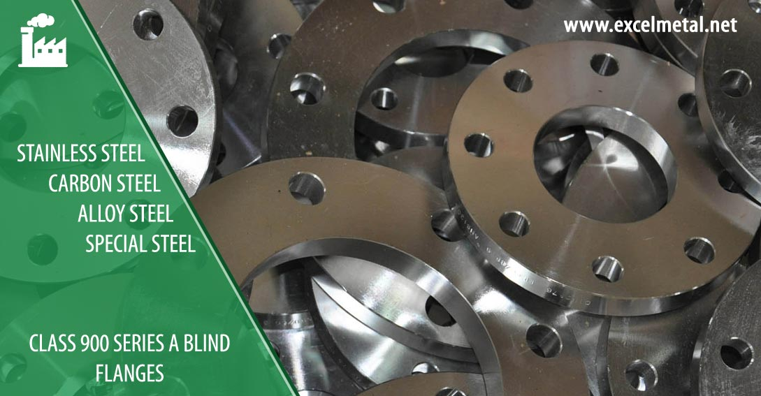 ASME B16.47 Class 900 Series A Blind flanges Suppliers in India
