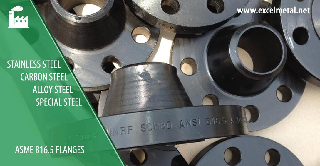 ASME B16.5 Flanges Suppliers in India