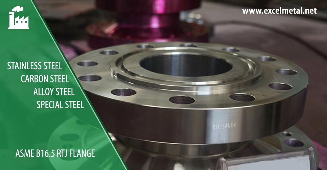 RTJ Flange Suppliers in India