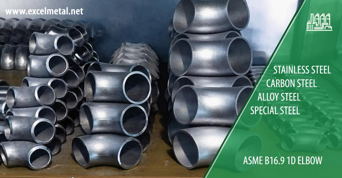 ASME B16.9 1d elbow Suppliers in India