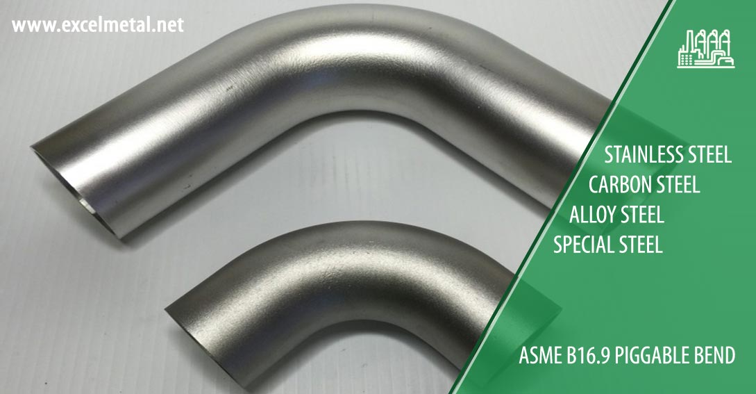 ASME B16.9 Piggable Bend Suppliers in India