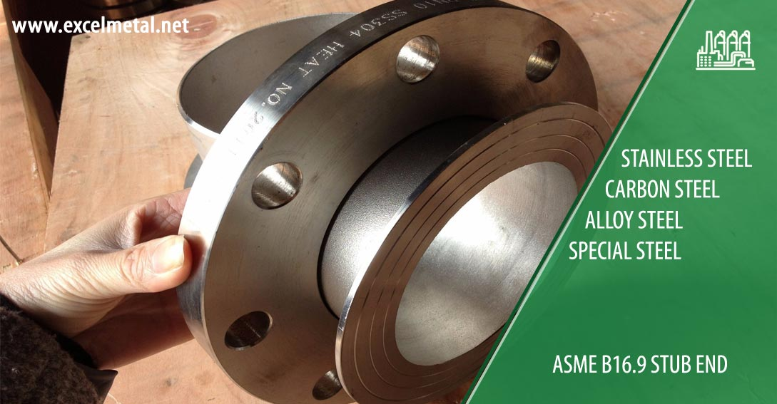 ASME B16.9 Stub End Suppliers in India