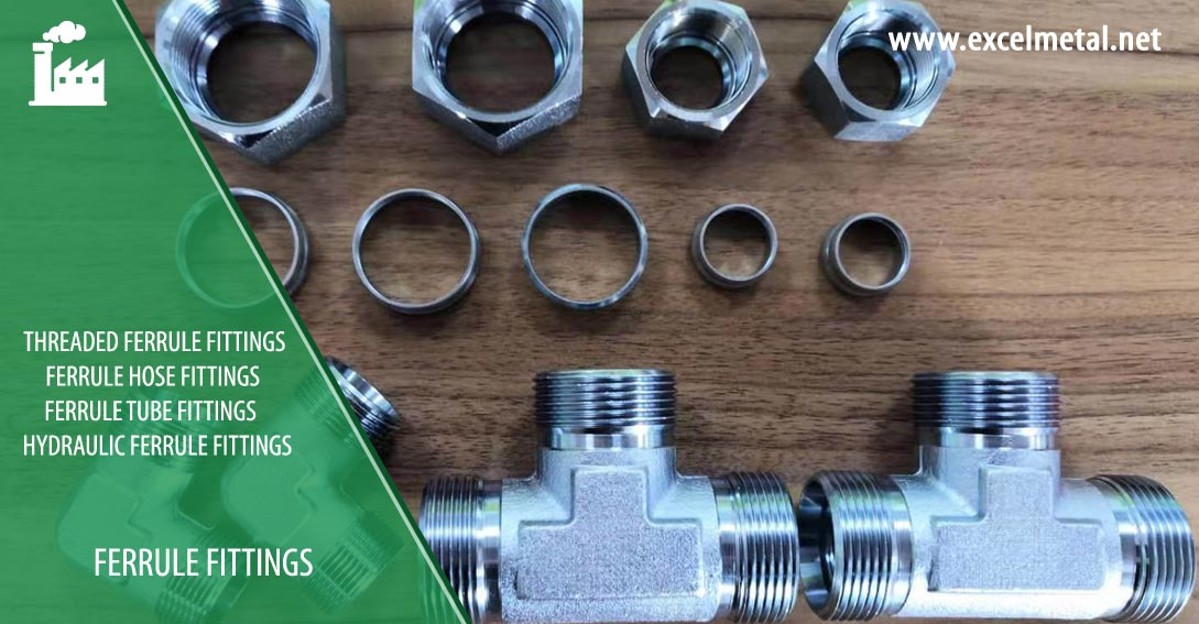 Ferrule Fittings Suppliers in India