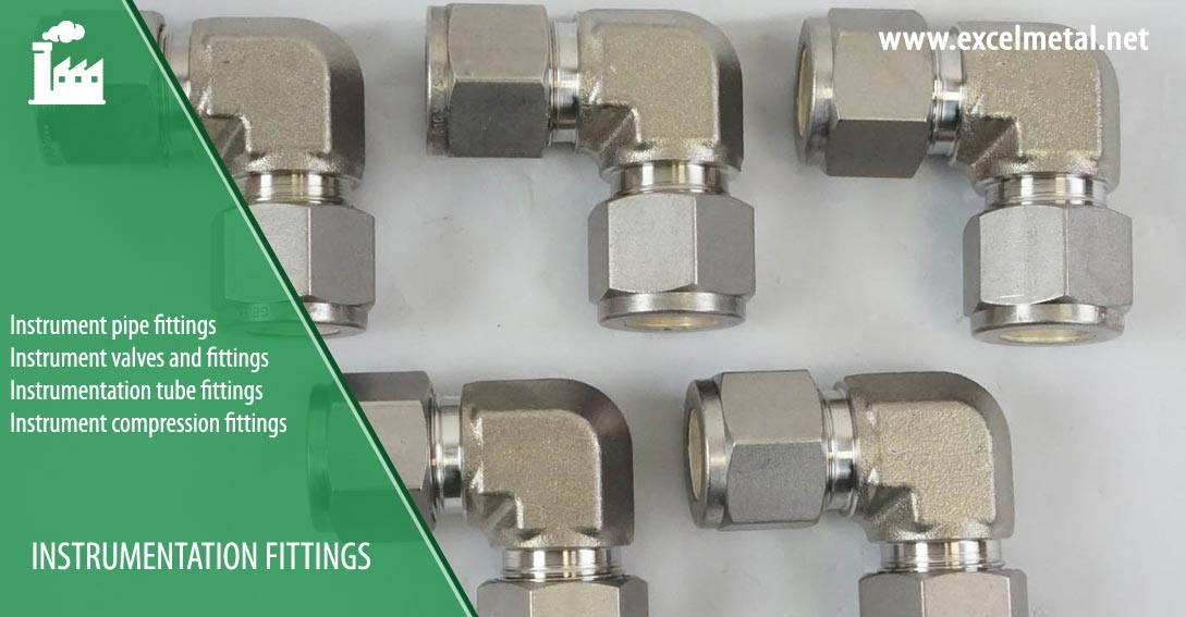 Instrumentation fittings Suppliers in India