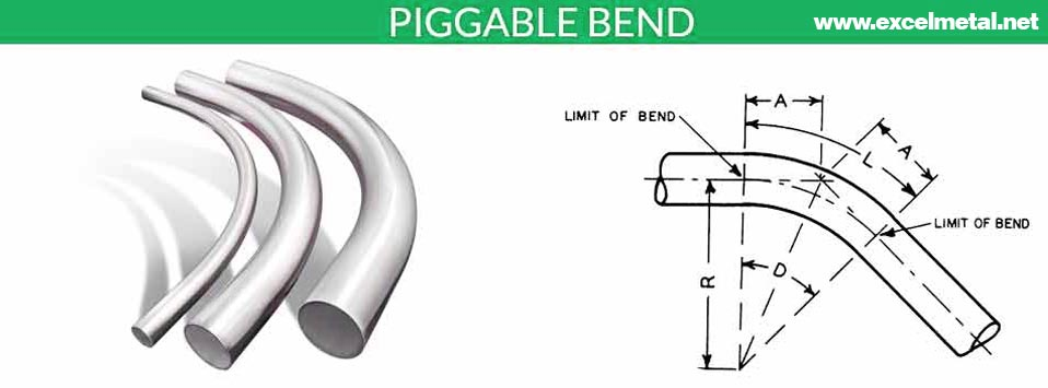 Piggable Bend manufacturers in India