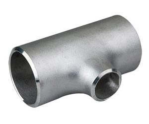 Stainless Steel Reducing Tee Pipe Fitting