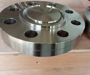 Stainless Steel RTJ Flanges Manufacturers in Mumbai