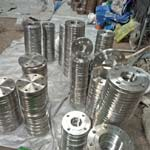 A182 Gr F304L Plate Flanges