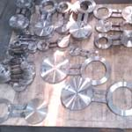 304L Stainless Steel Spectacle Blind Flanges